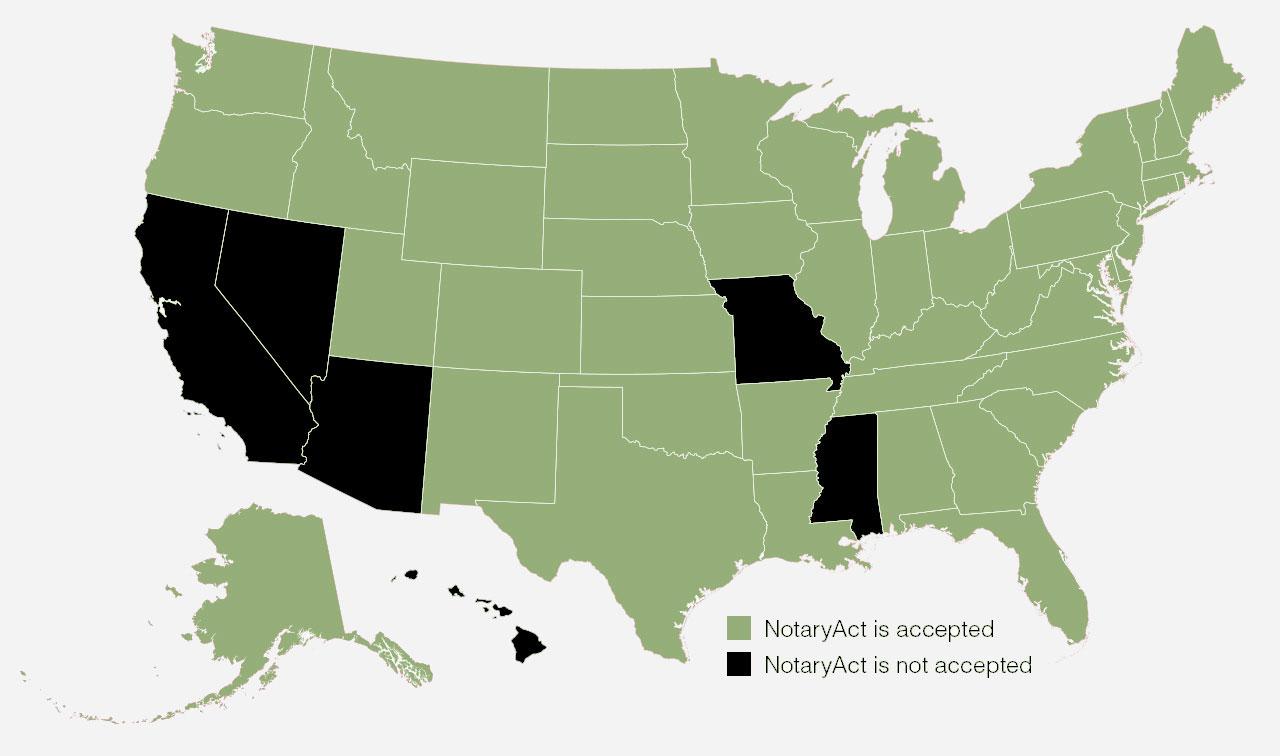 notaryact map